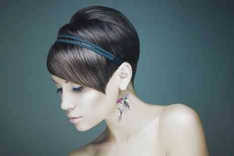 Head 2 Toe - Restyle Cut  or Cut With Highlights or Colour  - Save 51%