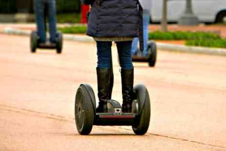 The Edge Outdoor - Segway Session For One  - Save 50%