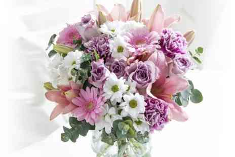 Flowers & Hampers Direct - Summer Flower Bouquet  - Save 50%
