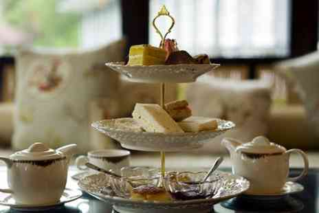 The Bull Hotel - Sparkling Afternoon Tea For Two - Save 50%