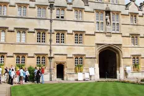 Oxford Walking Tours - Guided Walking Tour for two - Save 30%
