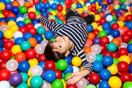 Winkies - Soft Play Party For Up To Eight Children  - Save 50%