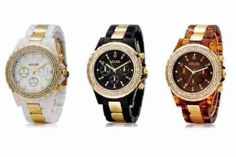 Qualite - Miller Ladies Wristwatch - Save 50%