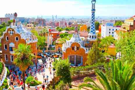 Travel Unravel Holidays Private - Two Night Break in Barcelona plus Flights - Save 27%