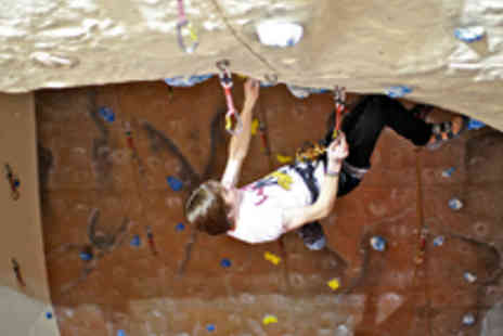 Creation Climbing Centre - Indoor Climbing Taster Session for One - Save 50%