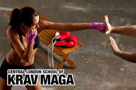 Urban Krav Maga - Five Krav Maga classes - Save 70%