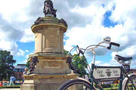 The Traditional Cycle Shop - Bicycle Tour of Stratford-upon Avon for One Person - Save 46%