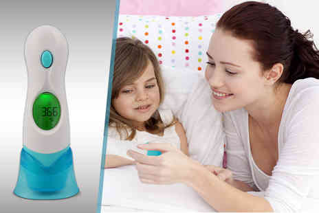 Rock a by Baby - An infrared baby thermometer - Save 62%