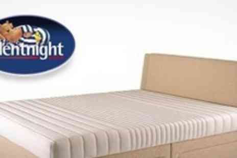 Silentnight - Single, Double, or King Sized Memory Foam Mattress - Save 47%