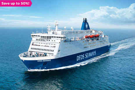DFDS Seaways - A Short Cruise to the Bright Lights of Amsterdam - Save 50%