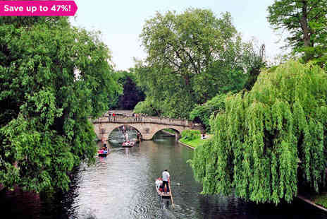 The Royal Cambridge Hotel - Immerse Yourself in the Cultural City of Cambridge - Save 47%