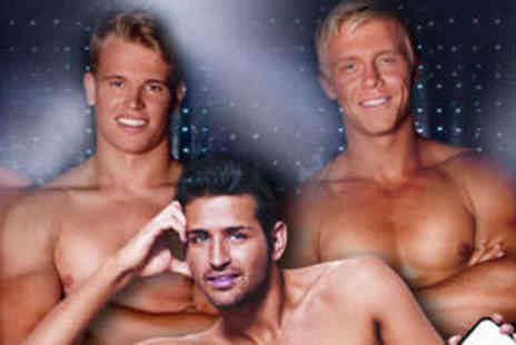 ADONIS Hollywood Strip - ADONIS Hollywood Strip with Special Host Ollie Locke UK Tour - Save 20%