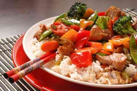 Singapore Restaurant - Two Course Chinese Meal  - Save 60%