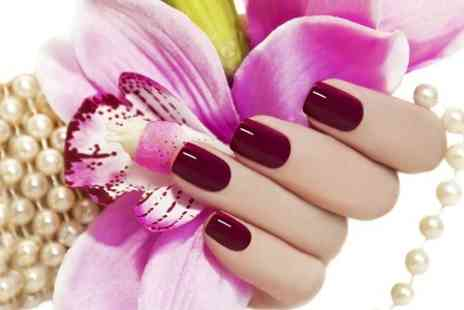 Remix Cuts & Colours - Gel Manicure  or Pedicure or Both  - Save 50%