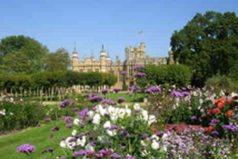 Knebworth House - Entry to the Park and Gardens of Knebworth House - Save 22%