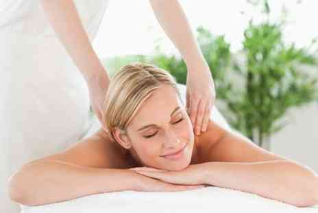 MK Beauty Lounge - Choice of One  Massage Treatments - Save 56%