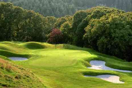 St Mellion International  - 18 Hole Round Golf For Two  - Save 65%