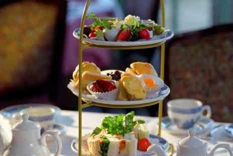 Kearleys Tea Rooms - Afternoon Tea For Two  - Save 50%