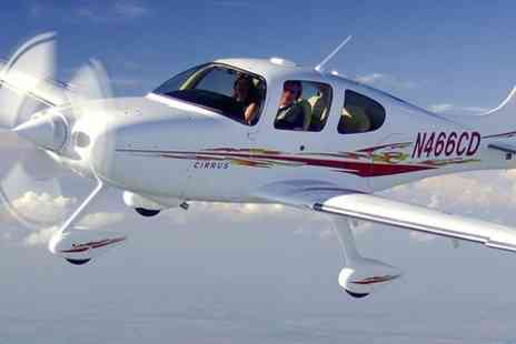Experify - One Hour Flying Lesson  - Save 60%