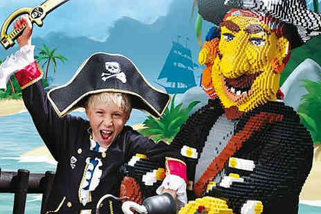 LEGOLAND Windsor - Two night stay Bed and Breakfast  for four - Save 52%