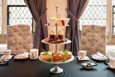 Stanbrook Abbey - Afternoon Tea for two - Save 50%