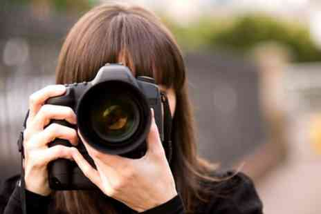 Tom Poultney Photography - Five hour digital photography course with Tom Poultney Photography for one - Save 50%