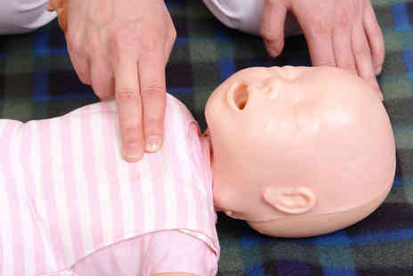 Actual First Aid - Paediatric First Aid Course - Save 51%
