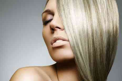 Alan Lawrence Hairdressers - Cut and Blow Dry With Highlights - Save 76%