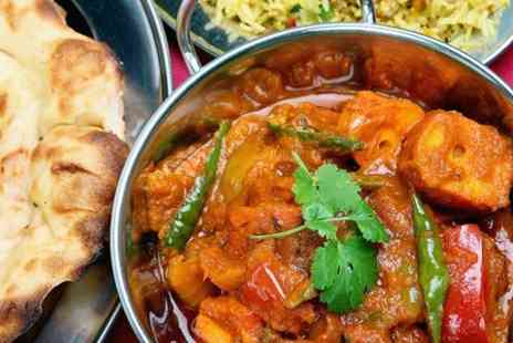 Bangla Lounge - Indian Meal For Two - Save 54%