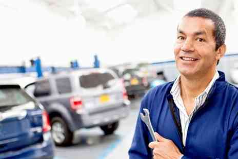 P & P Motors - Car Service and Health Check With Oil Change  - Save 78%