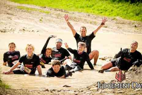 Judgement Day - Obstacle Run Entry For One  - Save 15%