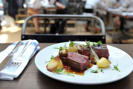 Picture - Michelin Rated 4 Course Meal & Bubbly in Marylebone - Save 40%