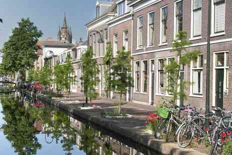 West Cord Hotel - Two fantastic nights in the Dutch city of Delft with breakfast and sauna access  - Save 60%