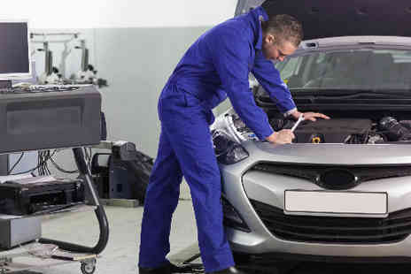 Collison Motoring Services - MOT and valet with Collison Motoring Services - Save 60%