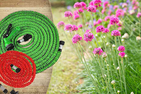 Natural View -  75fit  Expandable Hose  - Save 54%