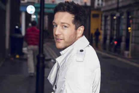 EMEntertainments -Tickets to see Matt Cardle or Collabro  - Save 50%