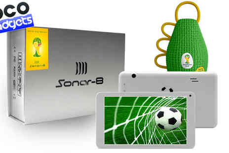 Loco Gadgets - Sonar 8 World Cup Edition Android Tablet - Save 79%