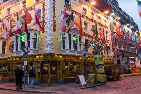 Jetline Holidays - One night city break to Dublin Includes flights - Save 56%