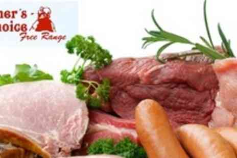 Farmer's Choice - Deluxe Winter Warmer Free Range Meat Bundle - Save 63%