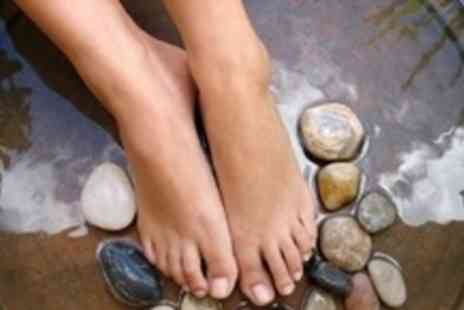 Vanessa Blake - Pedicure and Intensive Foot Callus Treatment - Save 65%