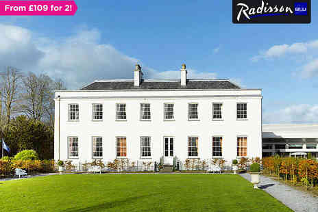 Radisson Blu Hotel & Spa - A Heavenly Sunday of Relaxation Close to Cork City - Save 50%