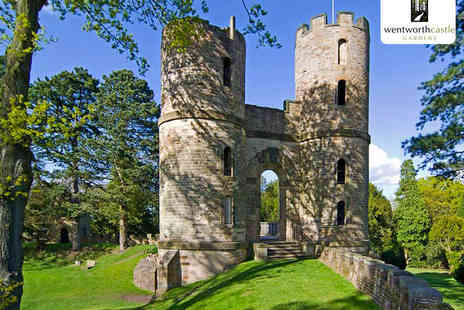 Wentworth Castle Gardens - Day Admission for Two Adults  - Save 56%