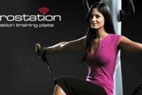 Vibrostation - Ten Vibroplate Sessions - Save 73%