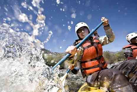 South Coast - Two Hour Raft Building Experience - Save 62%