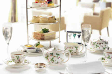 Millennium Hotel - Afternoon Tea with Champagne for Two  - Save 43%