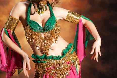 Sadiyya Vahed - Four Bollywood or Belly Dancing Classes  - Save 71%