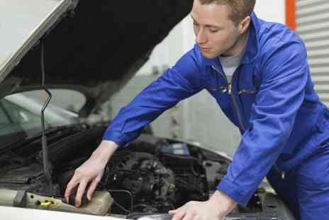 norfolk autos - Air Conditioning Service Including Re gas  Plus Sanitising -  Save 63%