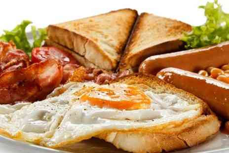 Emmas Cafe - Breakfast and Hot Drink For Two - Save 50%