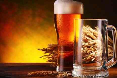 Brentwood Brewing -  Tour With Beer Tasting  - Save 35%