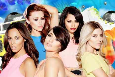 The Saturdays UK Tour - Two Tickets to The Saturdays UK Tour - Save 50%